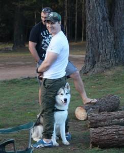 Siberian Husky Club of NSW members pics